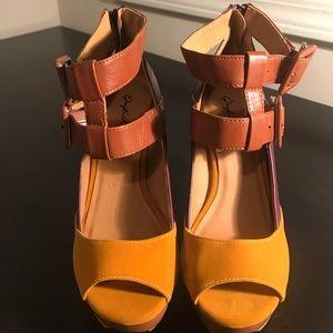 """Qupid 5"""" formal heels"""